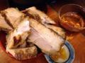 [有楽町][ラーメン][茶飯][肉]静かなる狂気@有楽町「麺屋ひょっとこ」のホロホロ系チャーシュー