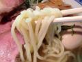 [東十条][ラーメン]ツルシコなんて当たり前、ツヤツヤに輝く自家製麺@東十条「燦燦斗」