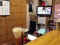 [王子][王子神谷][ラーメン]オープンキッチンが主流のラーメン屋の反対、クローズドキッチン