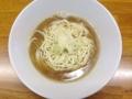[王子][王子神谷][ラーメン]ストイックに麺とスープを楽しみたいならそば