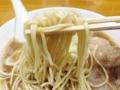 [王子][王子神谷][ラーメン]「伊藤」と言ったらこの低加水率の固茹で細麺!