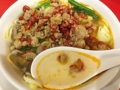 [神田][ラーメン][餃子][中華]台湾ラーメン塩だと醤油味よりも透き通った見た目