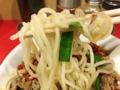 [神田][ラーメン][餃子][中華]一見辛くなさそうに見えて意外と辛い台湾ラーメン塩