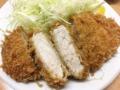 [上野][御徒町][とんかつ][和食][定食・食堂]上野・御徒町界隈で人気の「山家(やまべ)」のロースかつ定食750円
