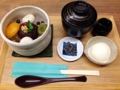 [向島][曳舟][押上][浅草][菓子][アイス][甘味処]東京・向島の人気あんみつ専門店「深緑堂」のしるあんセット