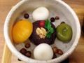 [向島][曳舟][押上][浅草][菓子][アイス][甘味処]あんみつの美味しさは言わずもがな