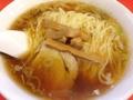 [浅草][ラーメン][餃子][丼もの]具はシンプルに、チャーシュー、メンマ、刻みネギ