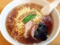 [神保町][ラーメン][チャーハン][餃子][中華]神保町で人気の「たいよう軒」のワンコイン醤油ラーメン