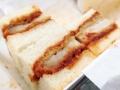 [秋葉原][淡路町][岩本町][神田][とんかつ][パン][サンドイッチ][菓子][漫画][孤独のグルメ]上質な豚ロース肉のとんかつ、気温や湿度に合わせて焼き上げたパン