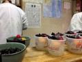 [浅草][スカイツリー][入谷][菓子][甘味処][漫画][孤独のグルメ]店内用と持ち帰り用、今日もせっせと仕込まれる甘味