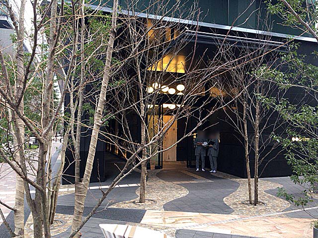 2016年7月開業の高級日本旅館「星のや東京」