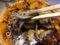 [大手町][蕎麦][肉]生玉子をポチャンしてまろやかすき焼き風に