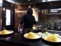 [西麻布][六本木][和食][定食・食堂]人気店だから常時揚げまくり@西麻布「三河屋」