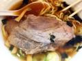 [新橋][ラーメン][肉]チャーシューのブレーンバスター@新橋「ほりうち」