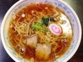 [谷中][日暮里][ラーメン][餃子][チャーハン][中華]昔ながらのビジュアル、オーソドックスな東京中華そば