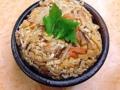 [千駄木][西日暮里][ラーメン][丼もの][菓子]とある日の炊き込みご飯が好物の鶏五目