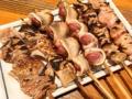 [上野][御徒町][肉][もつ焼き][居酒屋]上野「大統領 支店」のもつ焼き各種
