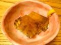 [千駄木][谷中][日暮里][和食][天ぷら][焼き鳥][焼きそば][鍋][居酒屋]ふぐの煮こごり