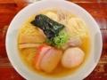 [西荻窪][ラーメン]池尻大橋「八雲」の白だし特製ワンタン麺