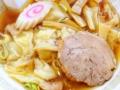 [神楽坂][早稲田][牛込柳町][ラーメン][チャーハン][中華][定食・食堂]小ぶりながらもワンタン8個入り