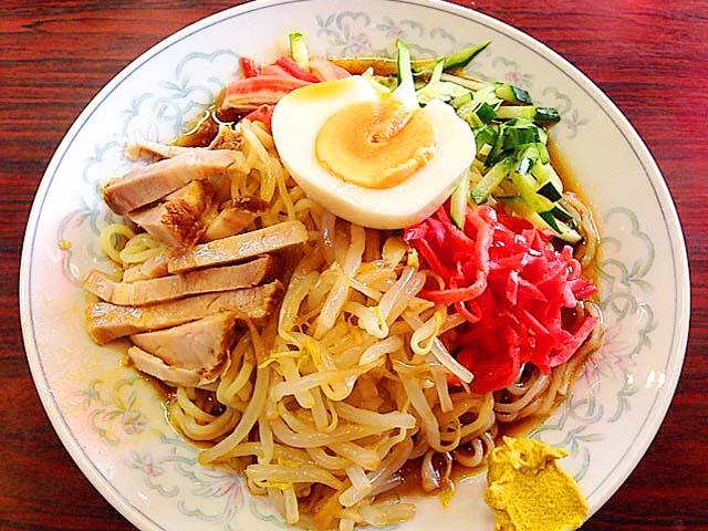 年中食べられないから夏が待ち遠しい。神楽坂「五芳斉」の冷し中華