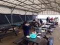 [千葉][佐倉][キノコ][イベント]天候気にせず炭火焼きバーベキューが楽しめる千葉「佐倉きのこ園」