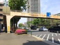[方南町][ラーメン]大型車両の往来も頻繁な環七通り