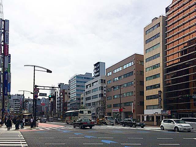 東京メトロ丸ノ内線・淡路町駅周辺
