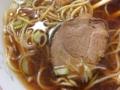 [神田][淡路町][小川町][ラーメン][カレー]ストレート細麺がマッチした醤油ラーメン@神田「栄屋ミルクホール」