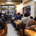 [永福町][ラーメン]カウンター13席、テーブル12席の計23席@永福町大勝軒