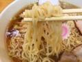[永福町][ラーメン]なめらかな舌触りの中太縮れ麺@永福町大勝軒