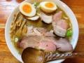 [赤羽][赤羽岩淵][ラーメン][つけ麺][肉]チャーシューてんこ盛りな赤羽「麺 高はし」のミックス肉麺