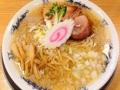 [十条][東十条][ラーメン][肉]東京・十条の人気ラーメン店「流。(ル)」のアブラ煮干そば