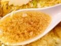 [十条][東十条][ラーメン][肉]ビッシリすくえるスープの豚背脂@十条「煮干そば 流。(ル)」