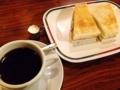 [名古屋][パン][コーヒー][カフェ・喫茶店]名古屋の老舗純喫茶「コンパル 大須本店」のモーニングセット