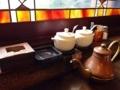 [名古屋][パン][コーヒー][カフェ・喫茶店]ヨーロピアンテイストの調度品@名古屋「KAKO 花車本店」