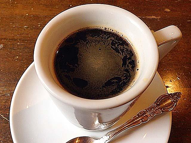 おかわり自由が嬉しいブレンドコーヒー@「KAKO 花車本店」