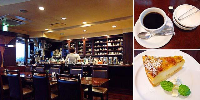 名古屋で初めて自家焙煎コーヒーを出した老舗「KAKO 柳橋店」