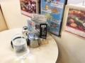 [神田][淡路町][小川町][パン][コーヒー][カフェ・喫茶店]掃除も行き届いていて快適@神田「珈琲専門店 エース」