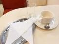 [神田][淡路町][小川町][パン][コーヒー][カフェ・喫茶店]興奮もトーストも冷めやらぬうちに完食!