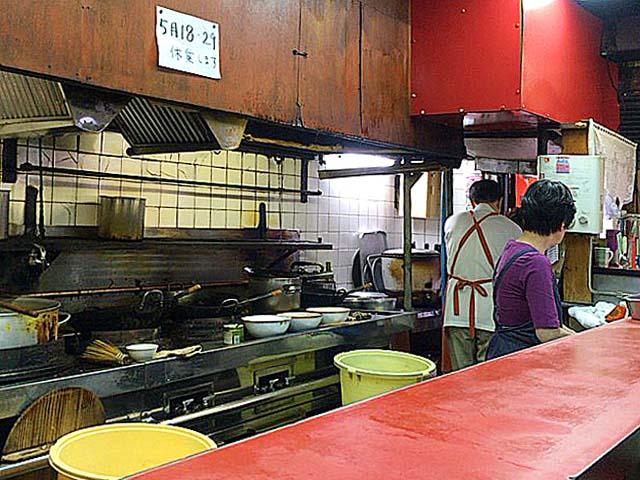 往年の昭和がそこに@銀座で50年以上の老舗「中華三原」