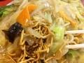 [銀座][東銀座][ラーメン][チャーハン][焼きそば][中華]銀座で50年以上の老舗「中華三原」の揚焼そば