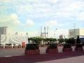 [池袋][デパート][うどん][漫画][孤独のグルメ]リニューアル前の池袋西武屋上広場@2008年9月頃