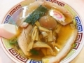 [荻窪][ラーメン]肉屋が営む荻窪駅徒歩3分の老舗「マツマル」の特製マツマルラーメン