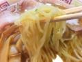 [荻窪][ラーメン]ツルッとした口当たりの中細縮れ麺@荻窪「マツマル」