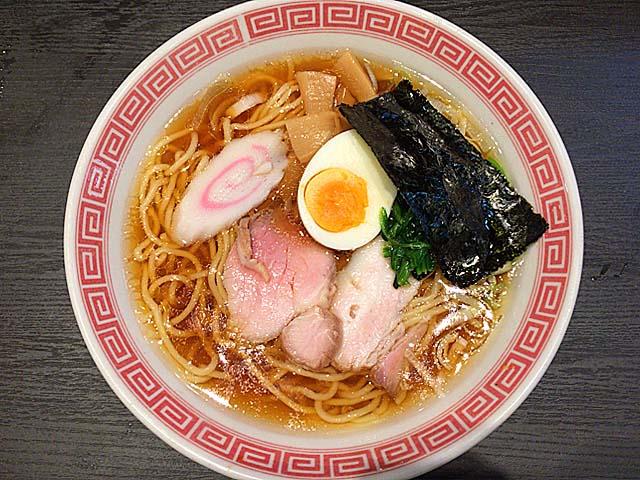 """""""普通ラーメンの最高峰""""!御茶ノ水(湯島)「大至」の醤油ラーメン"""