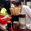 [大阪][千日前][ラーメン][餃子]コッテリし過ぎず程よい距離感での接客@大阪千日前「小洞天」