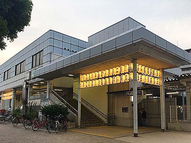 JR大和路線・平野駅