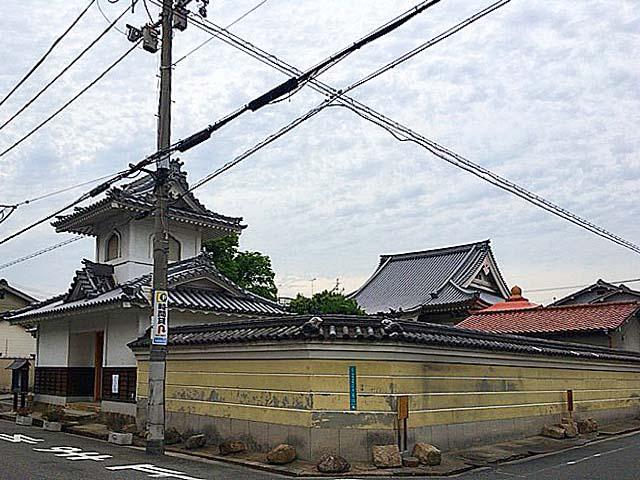 大阪府平野の浄土真宗本願寺派の寺院「光永寺」