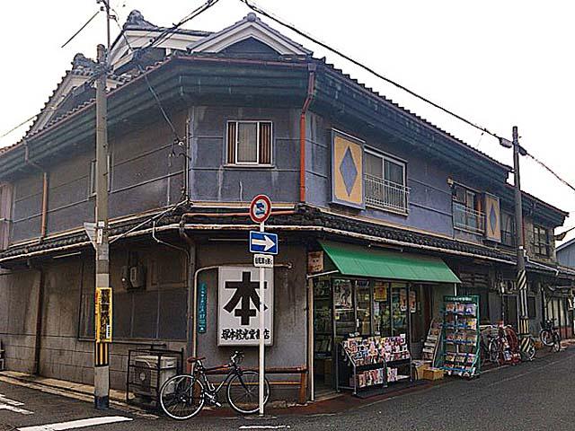 大阪府平野の塚本修光堂書店
